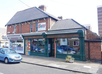Thumbnail Commercial property for sale in Bolingbroke Street, Heaton, Newcastle Upon Tyne