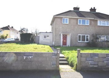 Thumbnail 3 bed end terrace house for sale in Walters Avenue, Merlins Bridge, Haverfordwest