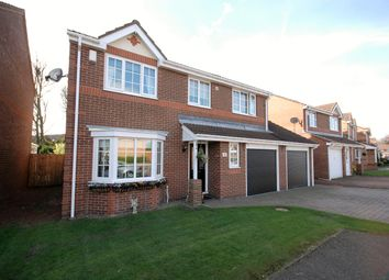 Thumbnail 4 bed detached house for sale in Brightlea, Birtley, Chester Le Street