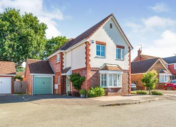 Thumbnail 3 bed detached house for sale in Covert Mead, Ashington, Pulborough, West Sussex