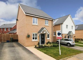 Thumbnail 3 bedroom link-detached house for sale in Millfield Gardens, Redhouse Park, Milton Keynes