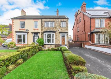 Thumbnail 4 bed semi-detached house for sale in Lumley Street, Castleford
