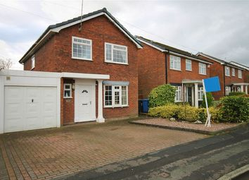 Thumbnail 4 bed detached house for sale in Henderson Close, Great Sankey, Warrington