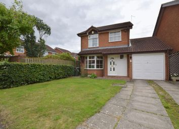 Thumbnail 3 bed detached house for sale in Diane Close, Aylesbury