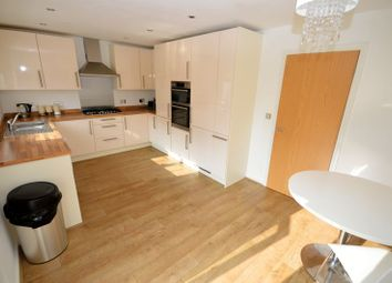 Thumbnail 4 bed detached house for sale in King Oswald Crescent, Widnes