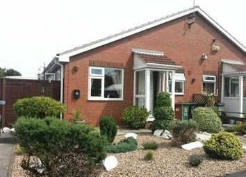 Thumbnail 1 bed bungalow for sale in Trueway Drive, Shepshed, Loughborough