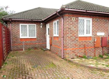 Thumbnail 1 bedroom semi-detached bungalow for sale in Five Post Lane, Gosport