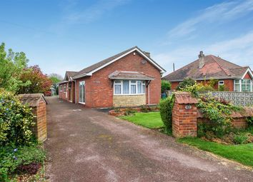 Thumbnail 3 bed bungalow for sale in Chapel Close, Chapel St Leonards, Skegness