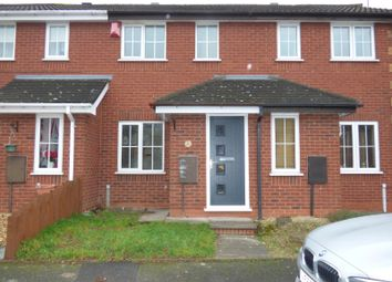 Thumbnail 2 bed terraced house to rent in Abbey Close, Bromsgrove