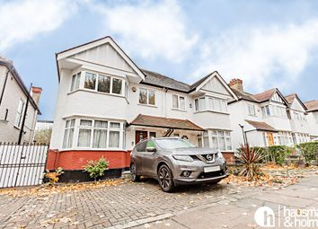 Thumbnail 3 bed semi-detached house to rent in Holmfield Avenue, London