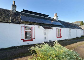 Thumbnail 2 bed cottage for sale in Raw Cottages, East Calder, West Lothian
