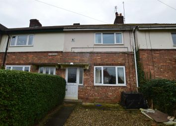 Thumbnail 3 bed terraced house for sale in Hillcrest Villas, Bewholme Road, Atwick