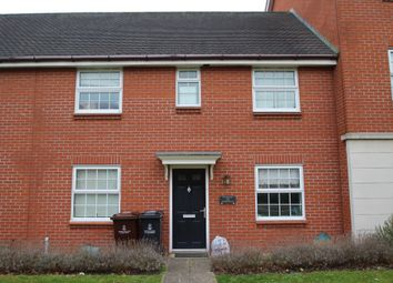 Thumbnail 3 bed terraced house to rent in Sheperd Drive, Colchester, Essex