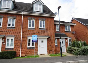 Thumbnail 3 bed town house for sale in Panama Circle, Derby
