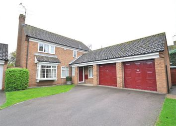 Thumbnail 4 bed detached house for sale in Thickwillow, Godmanchester, Huntingdon, Cambridgeshire