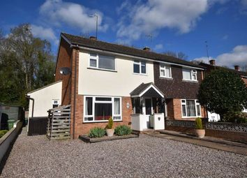 Thumbnail 3 bed semi-detached house for sale in Northmead, Ledbury, Herefordshire
