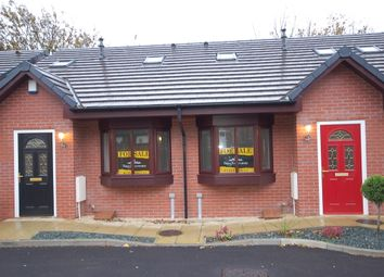 Thumbnail 2 bed terraced bungalow to rent in Briercliffe Mews, Blackpool