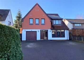 Thumbnail 4 bed detached house for sale in Baird Road, Alloway, Ayr