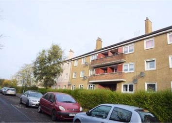 Thumbnail 3 bed flat for sale in 34 Glenkirk Drive, Glasgow