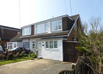 Thumbnail 4 bed property for sale in Burnham Road, Hullbridge, Hockley