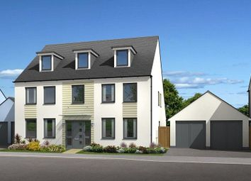 Thumbnail 5 bed detached house for sale in The Balshaw Ocean View, Main Road, Ogmore-By-Sea, Bridgend.