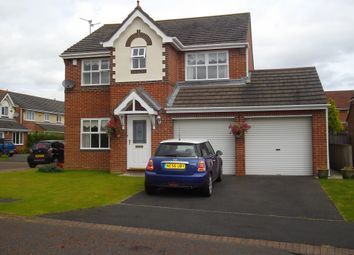 Thumbnail 4 bedroom property to rent in Crookham Grove, Morpeth