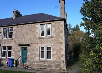 Thumbnail 2 bed flat for sale in Bogton Road, Forres