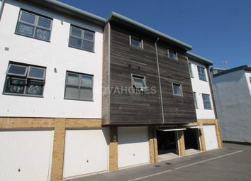 Thumbnail 2 bed flat for sale in Endeavour Court, Stoke