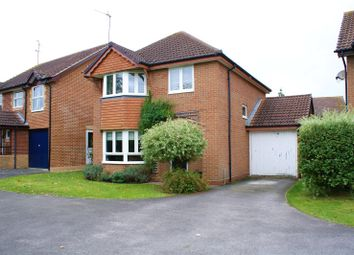 Thumbnail 4 bedroom detached house for sale in Harris Close, Woodley, Reading, Berkshire