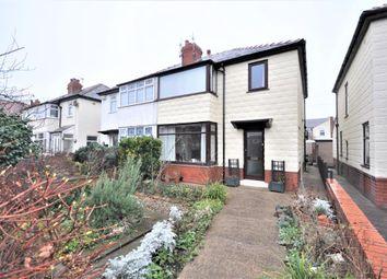 Thumbnail 3 bed semi-detached house for sale in Parkside Road, St Anne's, Lytham St Anne's, Lancashire