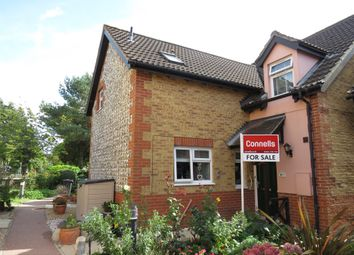Thumbnail 2 bed end terrace house for sale in Field View, Thurston, Bury St. Edmunds