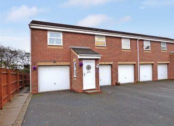 Thumbnail 2 bed flat for sale in Minton Grove, Doulton Grange, Stoke-On-Trent
