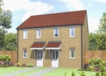 Thumbnail 2 bed terraced house for sale in Buckingham Court, Harworth, Doncaster