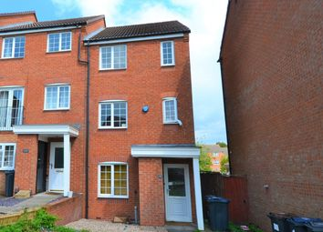 Thumbnail 4 bed end terrace house for sale in Ash Drive, Northfield, Birmingham