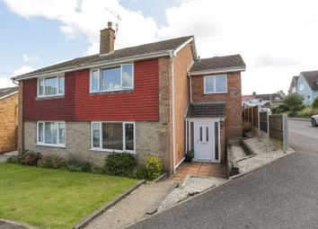 Thumbnail 3 bed property for sale in The Close, Lydden, Dover