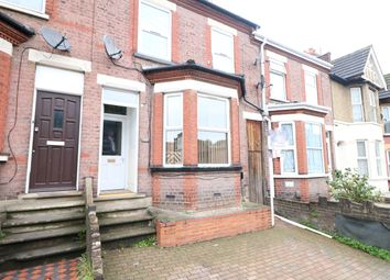 Thumbnail 3 bed detached house to rent in Dallow Road, Luton