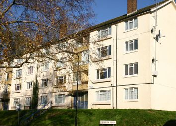 Thumbnail 3 bed flat to rent in Purbrook Close, Aldermoor, Southampton
