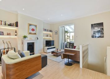 Thumbnail 2 bed flat for sale in Belsize Road, South Hampstead, London