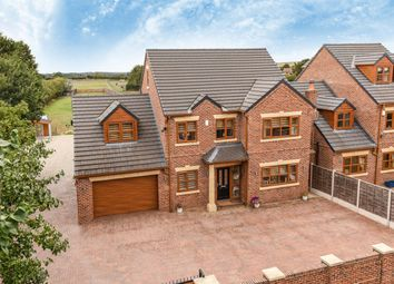 Thumbnail 5 bed detached house for sale in Downes Court, Whitley