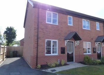 Thumbnail 2 bed end terrace house for sale in Clarence Drive, Cuddington, Northwich, Cheshire