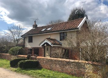 Thumbnail 3 bed cottage to rent in The Green, Depden, Bury St. Edmunds