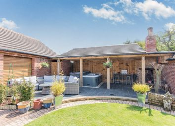 Thumbnail 5 bedroom detached house for sale in Top Road, Barnby Dun, Doncaster