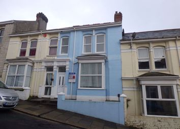 Thumbnail 2 bed property to rent in Rosebery Avenue, Plymouth