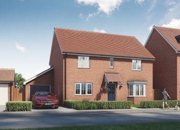 Thumbnail 4 bed detached house for sale in The Woodlark, Meadow Rise, London Road, Braintree Essex