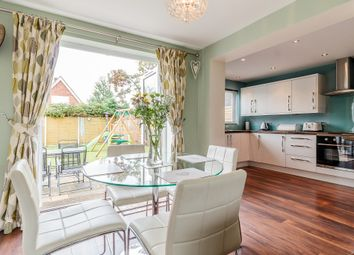 Thumbnail 3 bed detached house for sale in Pioneer Road, Sprowston, Norwich