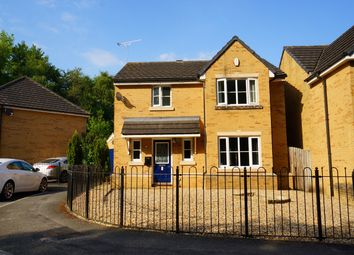 Thumbnail 3 bed detached house for sale in Snowdrop Lane, Rogerstone, Newport