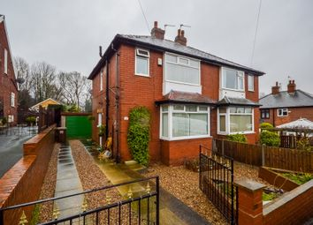 Thumbnail 2 bed semi-detached house for sale in First Avenue, Horbury, Wakefield
