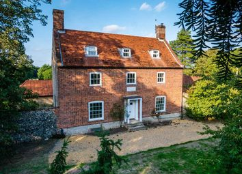 Thumbnail 7 bed farmhouse for sale in Hengrave, Bury St. Edmunds