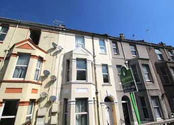 Thumbnail 2 bed flat to rent in Percy Terrace, Lipson, Plymouth
