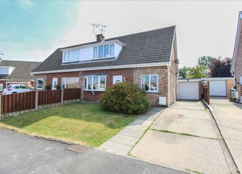 Thumbnail 3 bed semi-detached house for sale in Tansley Way, Inkersall, Chesterfield
